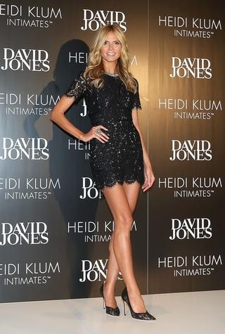 ff74c09efd35b Хайди Клум запустила коллекцию нижнего белья | Vogue Ukraine - Vogue UA
