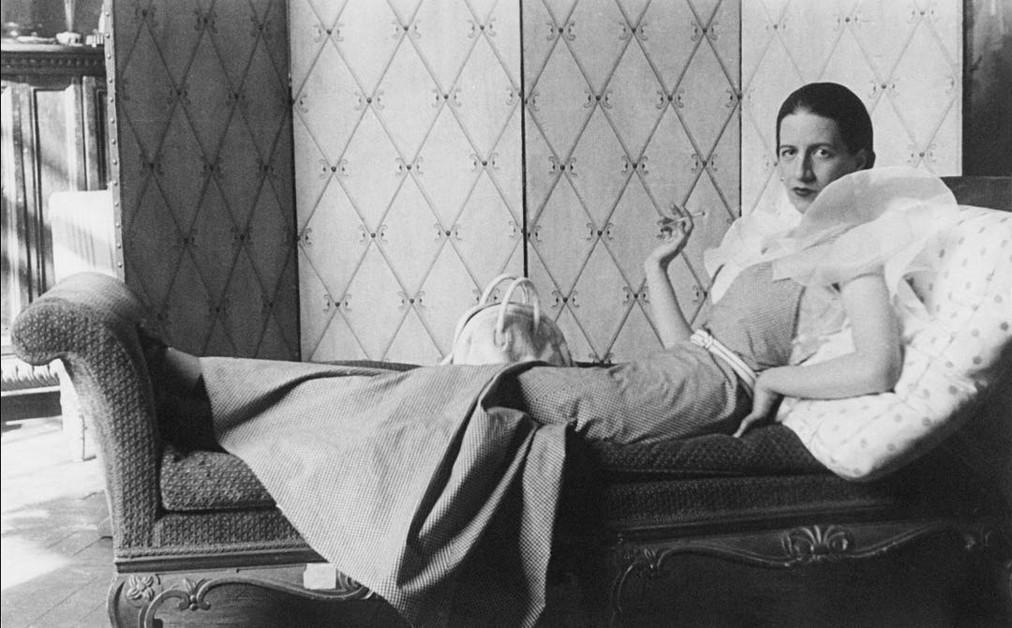 Книги, фильмы, духи: на что вдохновляет Диана Вриланд