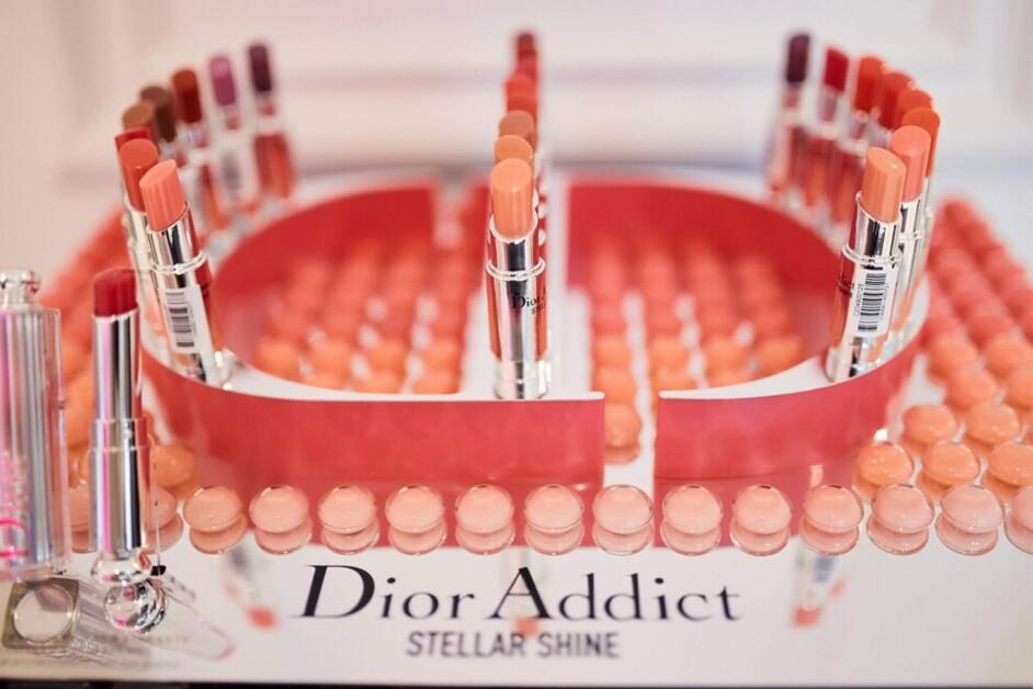 Время перемен: новые помады и тональные средства Dior