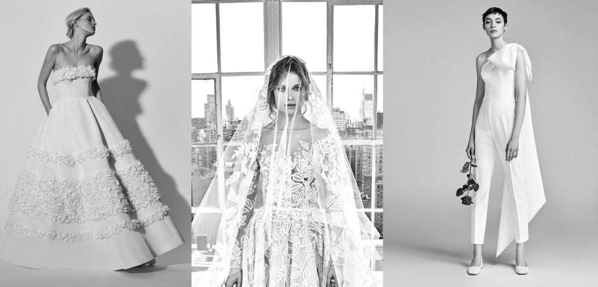 Чем запомнилась Неделя свадебной моды в Нью-Йорке