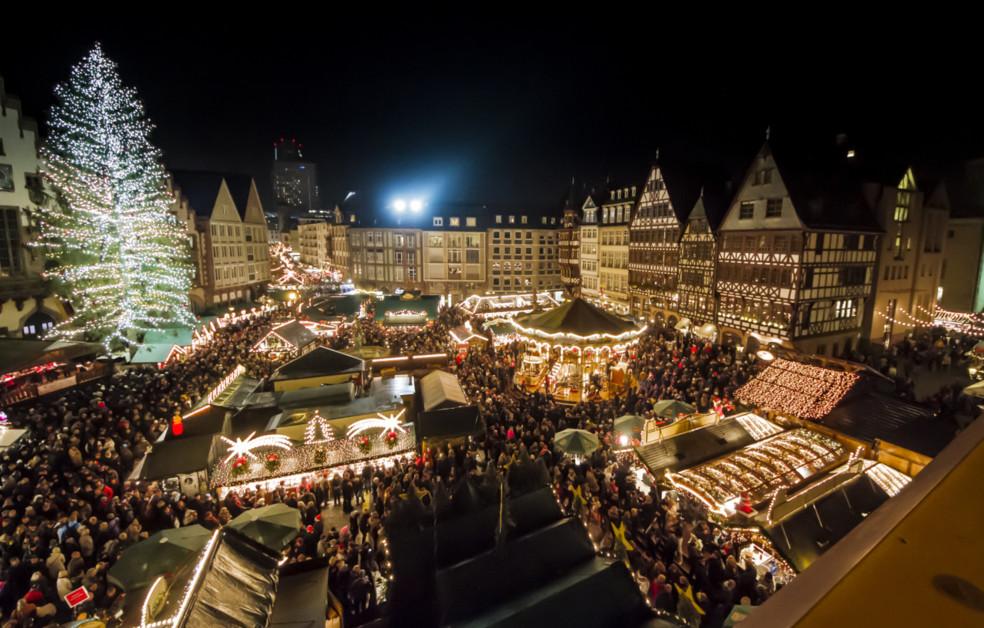 7 лучших рождественских рынков Европы