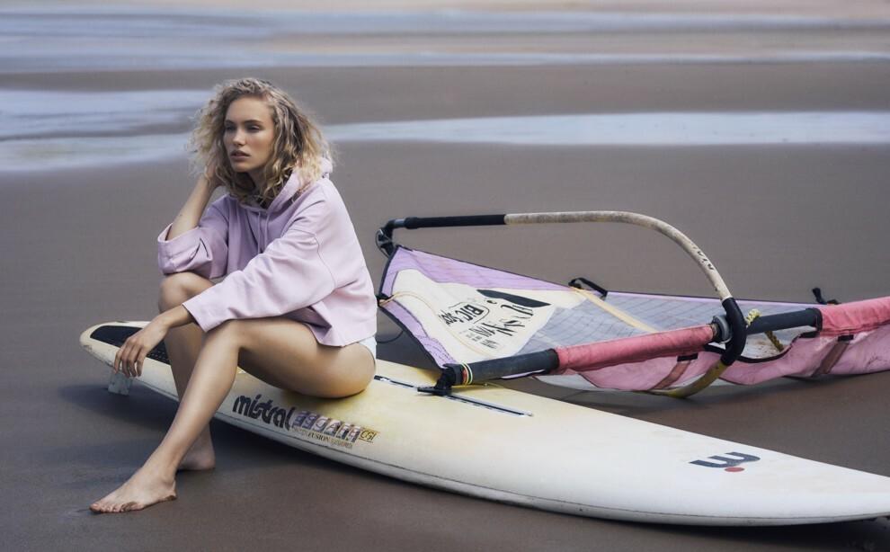Бегущая по волнам: Дарина Клименко – о своем увлечении кайтсерфингом