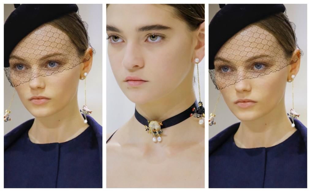 Гений чистой красоты: бьюти-образы Dior Haute Couture