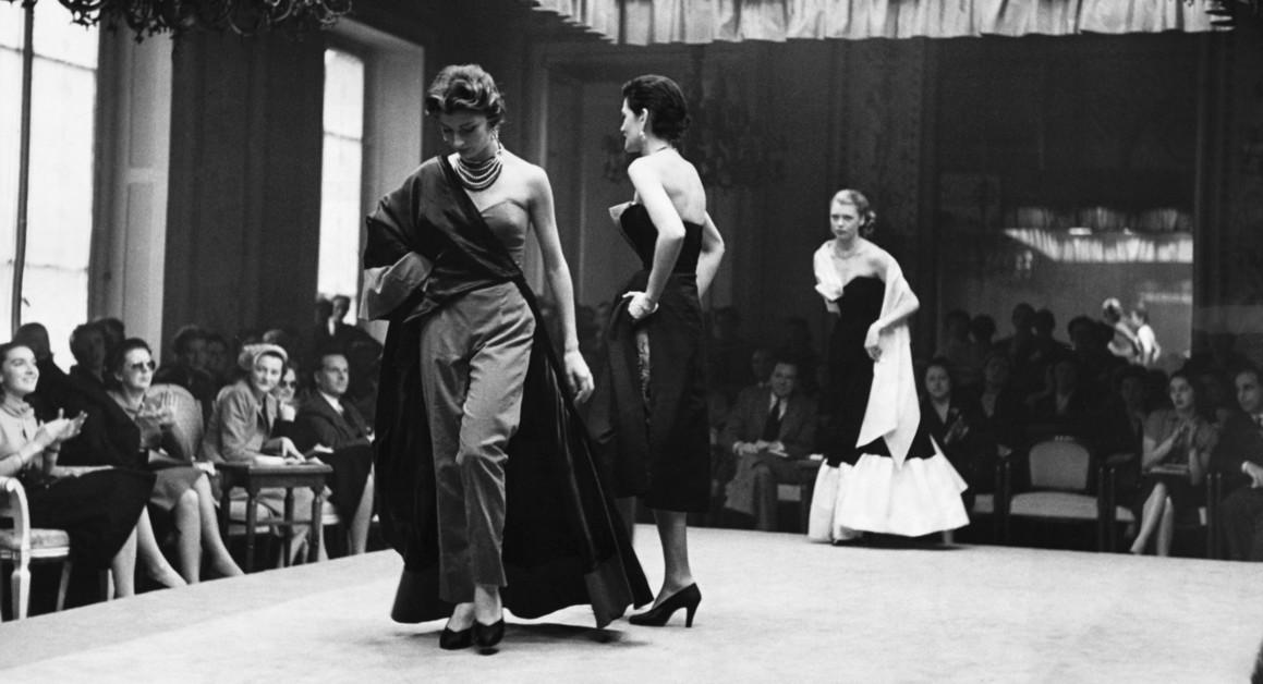 Велика четвірка  коротка історія Тижня моди в Мілані  269e66cff6b4b