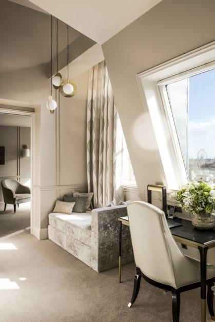 Где жить в Париже: отель Le Narcisse Blanc