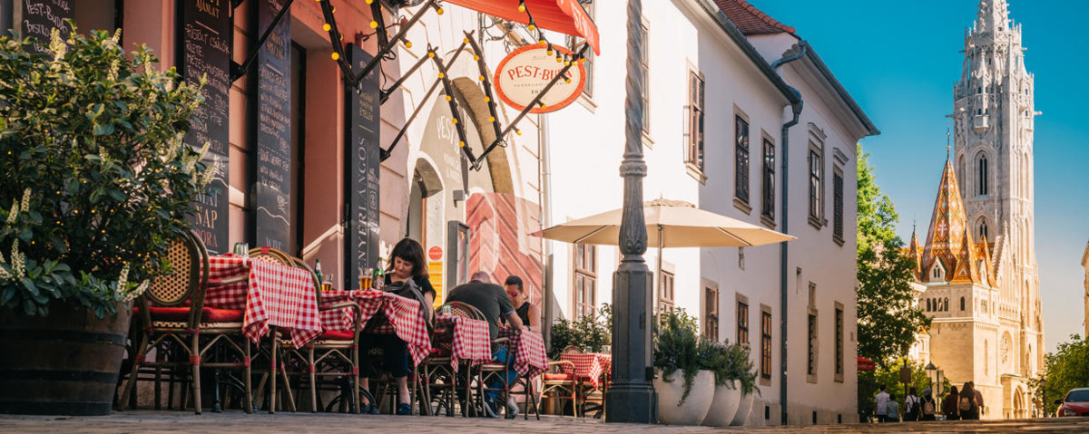 Жить вкусно: Zsidai – гастрономическая жемчужина Будапешта
