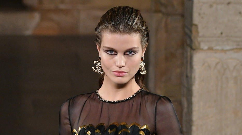 Макияж моделей на показе Chanel Pre-fall 2019 рекомендации