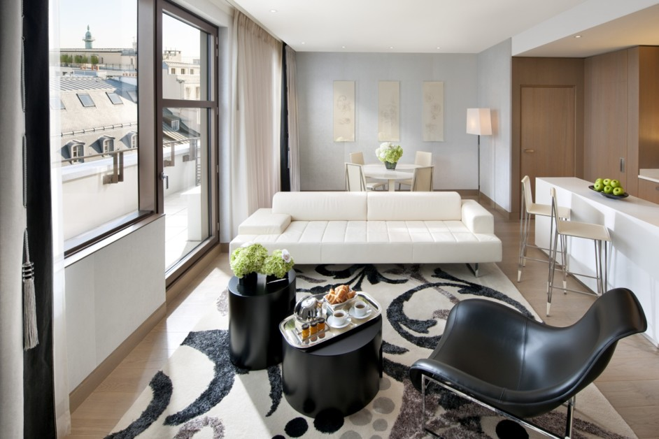 Где остановиться в Париже: отель Mandarin Oriental