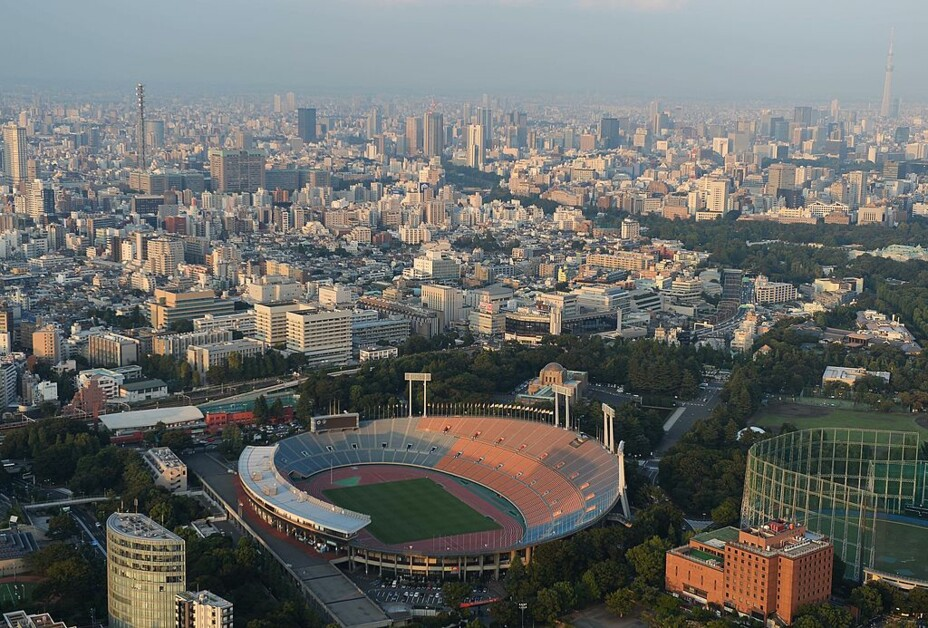 10 интересных фактов об Олимпиаде в Токио