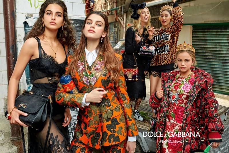 Сицилийское лето: новая рекламная кампания Dolce&Gabanna