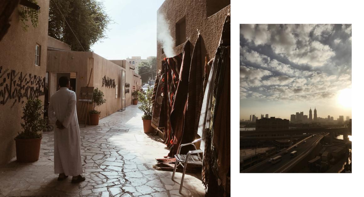 Дубай – место встречи прошлого и будущего