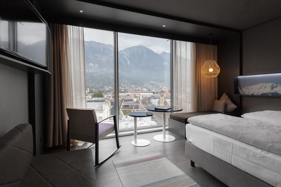 Счастье не за горами: отдых в Adlers Innsbruck