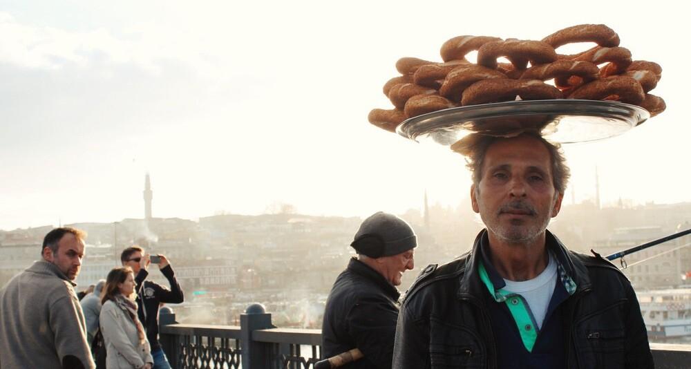 Съесть все: гид по стритфуду в Стамбуле
