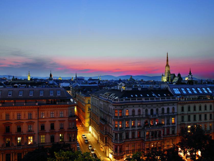 Дворцовые тайны: отель The Ritz-Carlton в Вене