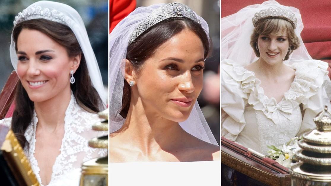 Кто красивее: все, что следует знать о королевских свадебных образах