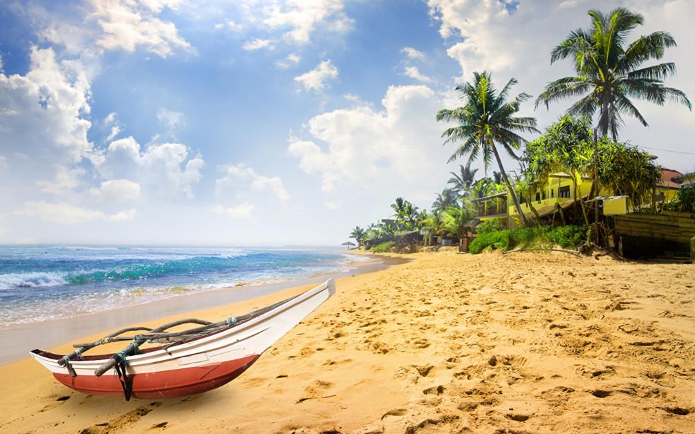 В теплые края: 6 мест, чтобы встретить Новый год на пляже