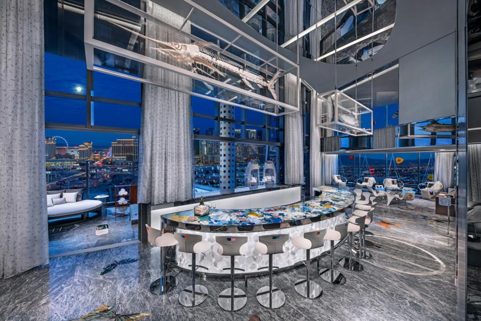 Город грехов: самый дорогой гостиничный номер в мире