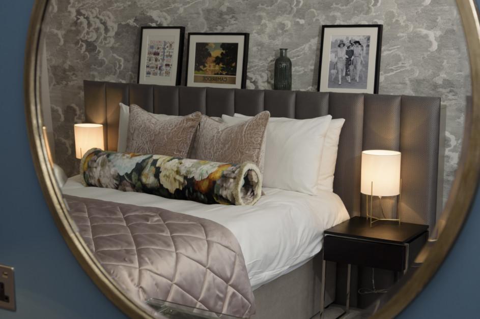 Уютная классика: отель The Gonville Hotel в Кембридже