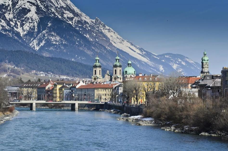 Зимний отдых в Австрии: 5 интересных мест