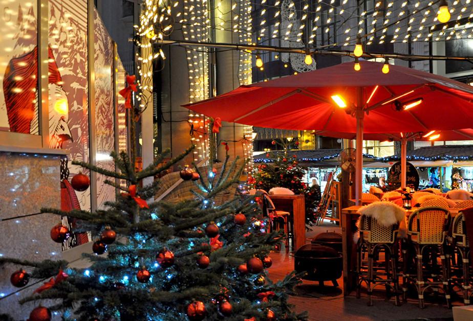 Рождественский сюрприз: уикенд в Kempinski Corvinus Budapest