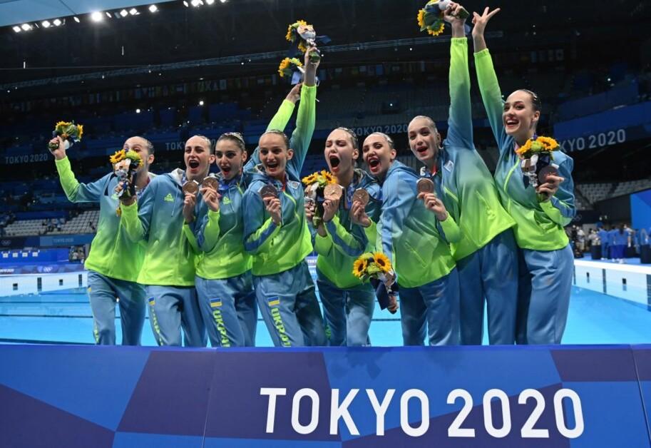 Олимпийские боги: как украинские спортсмены выступили в Токио
