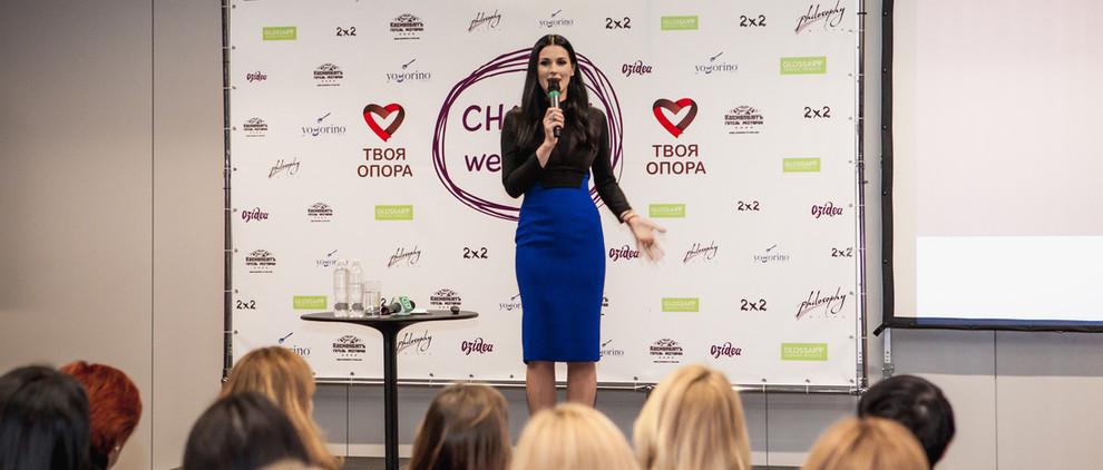 Маша Ефросинина о важности любви к себе, здоровье и красоте