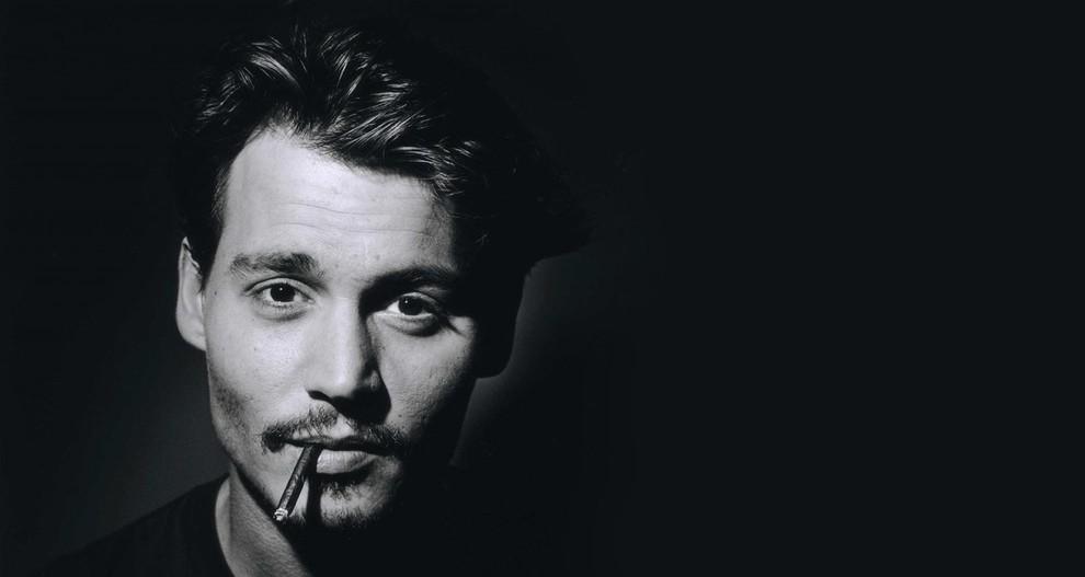 Джонни Депп cтанет лицом нового аромата Dior