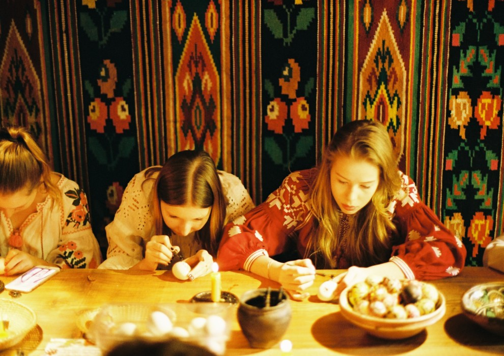 Вісім Великодніх традицій Христі Храновської