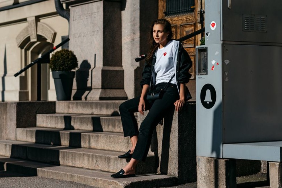 Streetstyle: Тиждень моди в Гельсінкі, весна-літо 2018