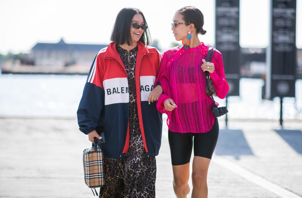 Самые модные прически Copenhagen Fashion Week весна-лето 2019