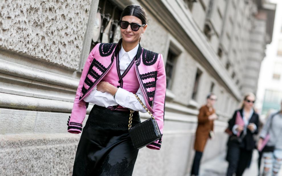 Одеться как: Джованна Энгельберт, старший редактор отдела моды Vogue Japan