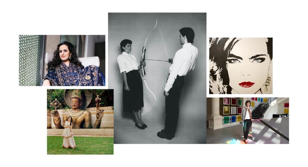 Самые влиятельные женщины в мире искусства