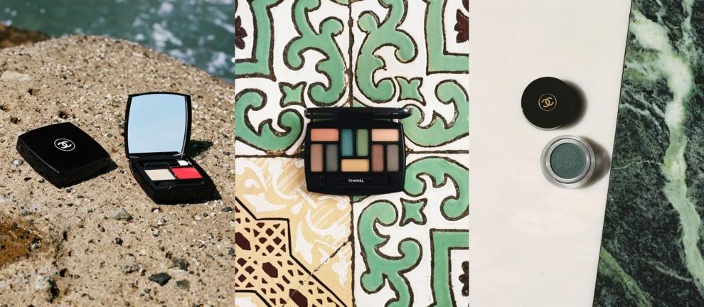 Неаполитанский гимн: весенняя коллекция макияжа Chanel