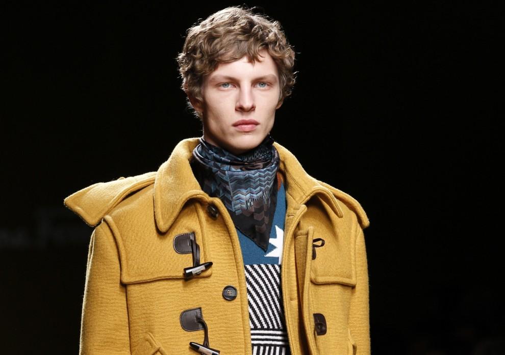 Тренды мужской моды: дафлкот и 70-е
