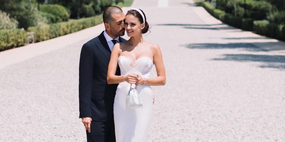Ексклюзив: як пройшла церемонія одруження Анни Андрес