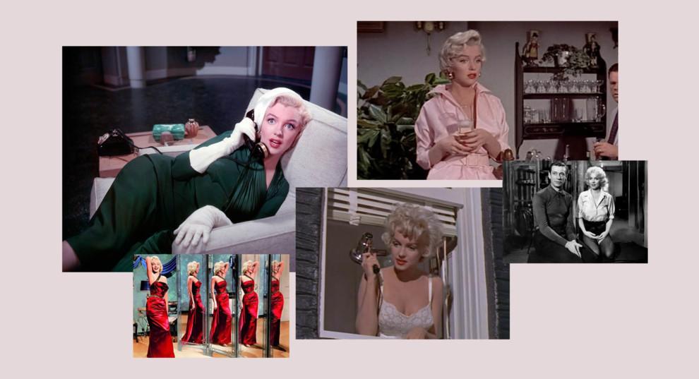 Одягнутися як: головні кінообрази Мерилін Монро