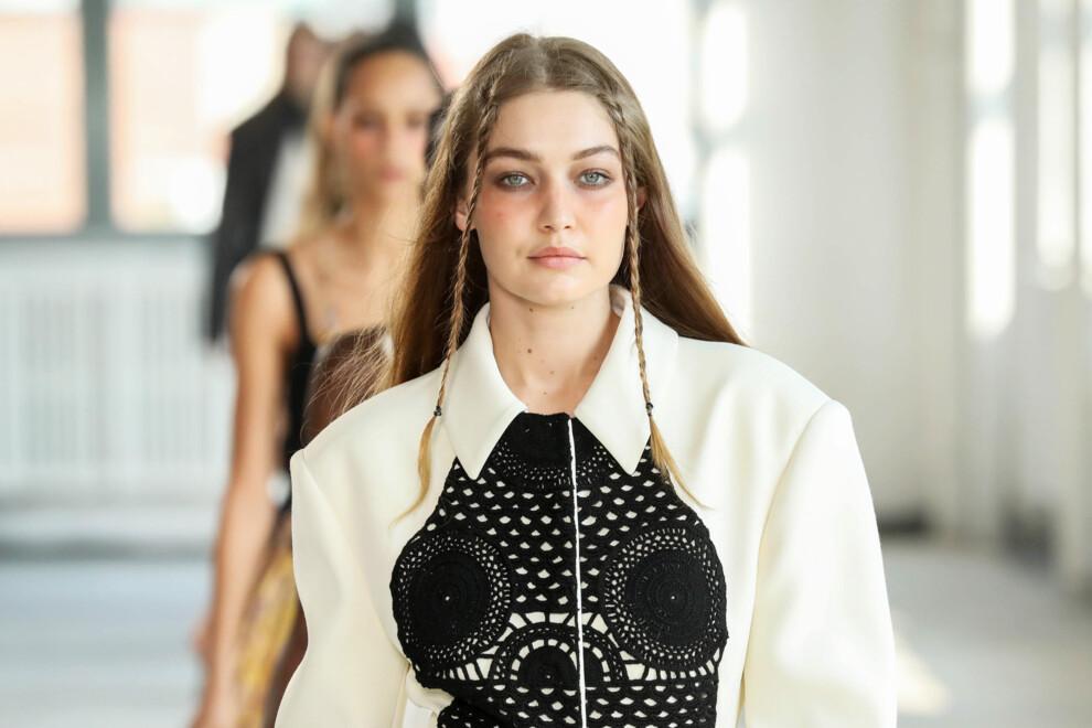 Hair-тренды Нью-Йоркской Недели моды: прически будущей весны