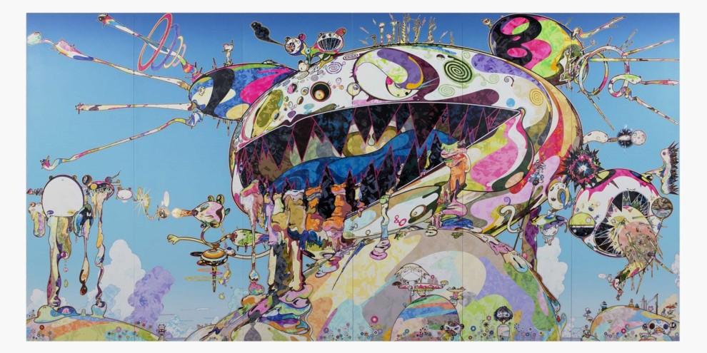 Від Муракамі до Джакометті: якою буде нова виставка в фонді Louis Vuitton