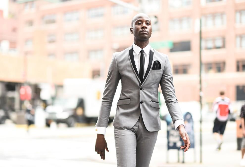 Streetstyle: 30 яскравих образів з Тижня чоловічої моди в Нью-Йорку