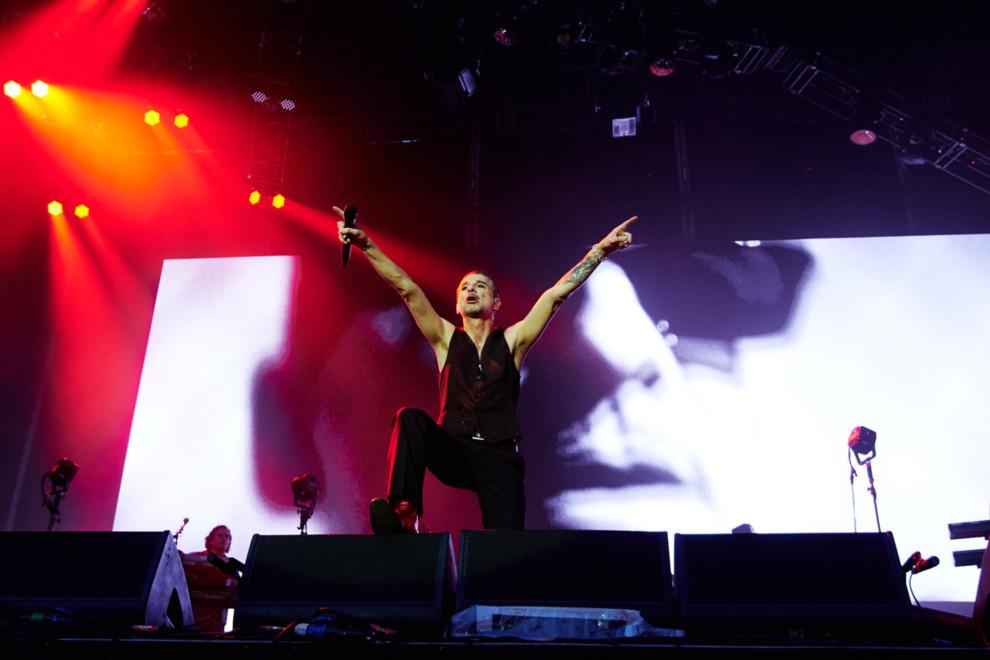 Як пройшов концерт Depeche Mode у Києві