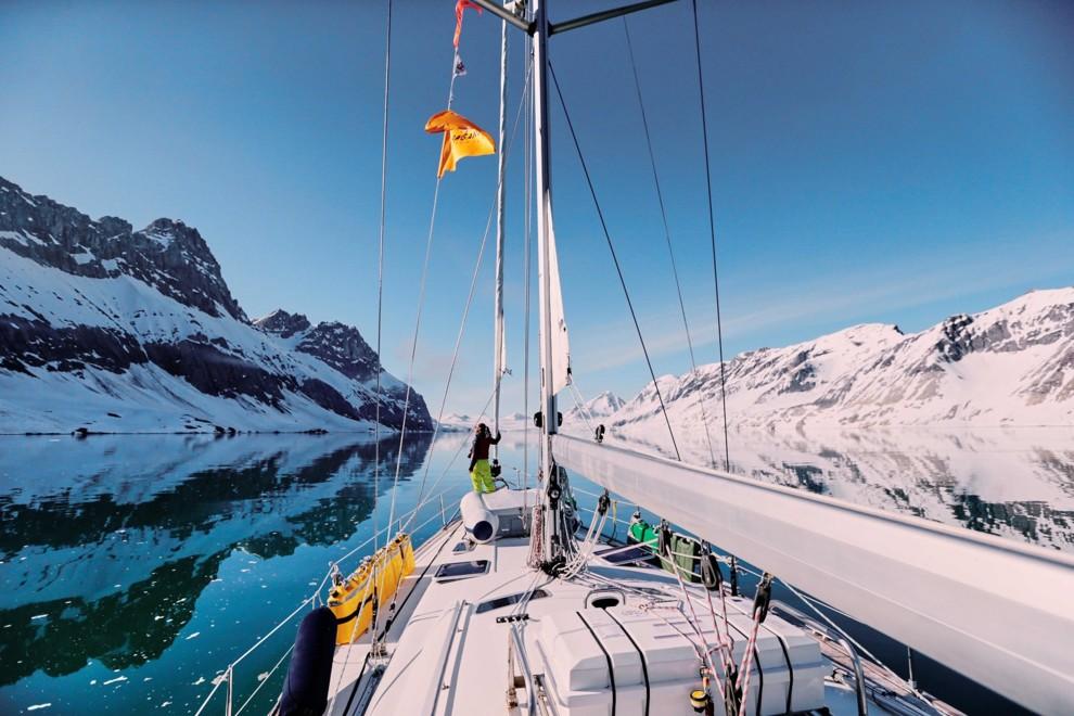 Иду на Шпицберген: Ксения Каргина о путешествии на край земли