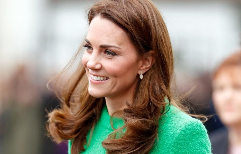 Образ дня: герцогиня Кэтрин в Лондоне