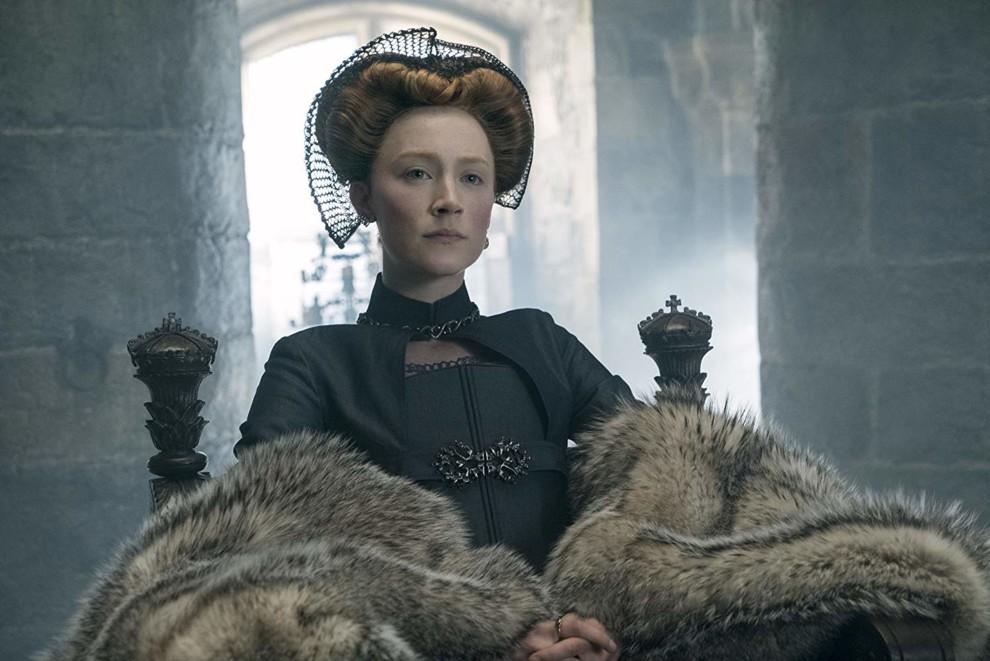 """Как создавались костюмы, грим и прически для фильма """"Мария – королева Шотландии"""""""