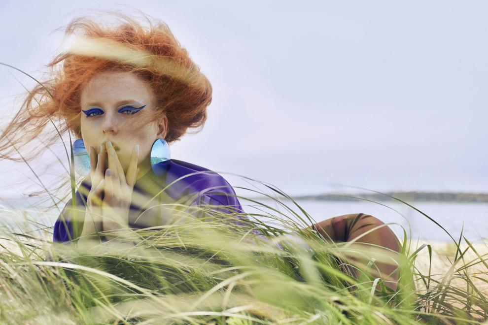 Райская птичка: как носить яркий макияж