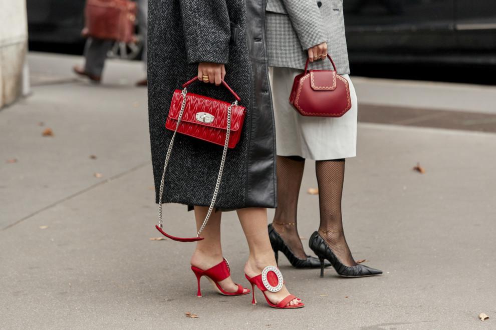 Streetstyle: Тиждень моди в Парижі, частина 4