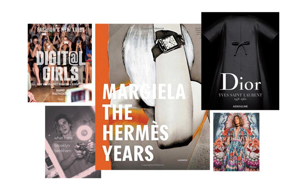 Літнє читання: 5 нових книг про моду
