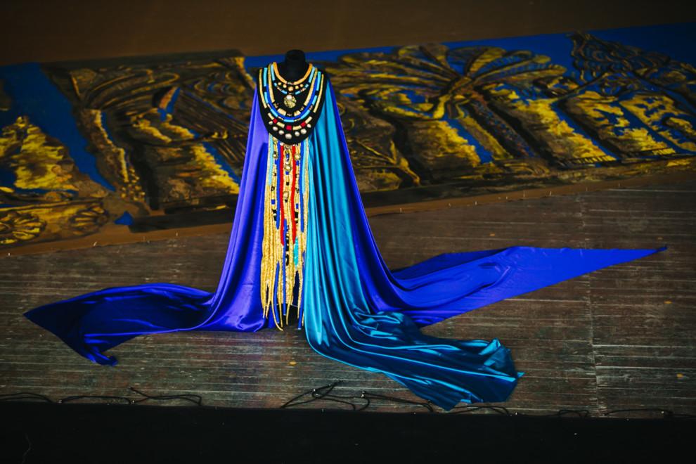 """За кулисами: как создаются костюмы к опере """"Набукко"""""""