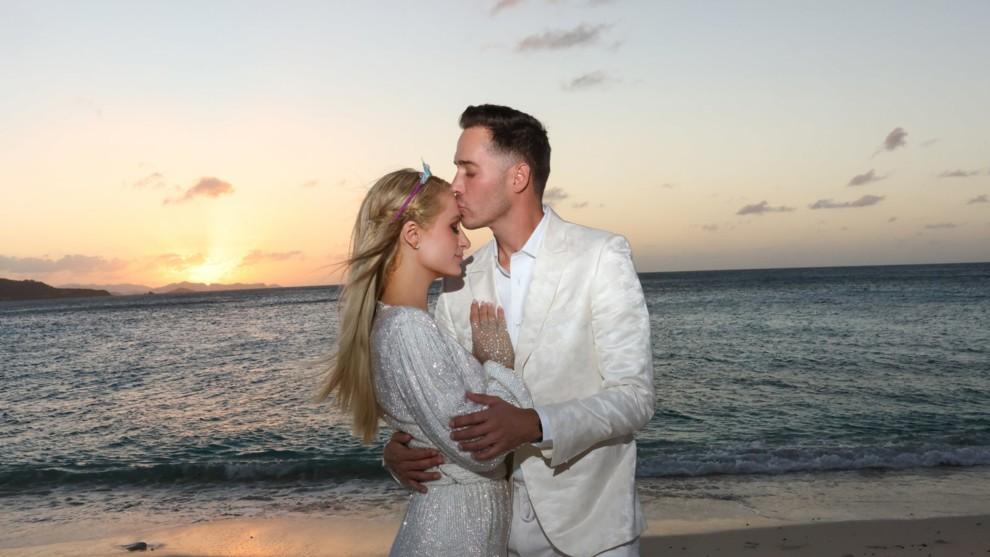 Періс Гілтон виходить заміж