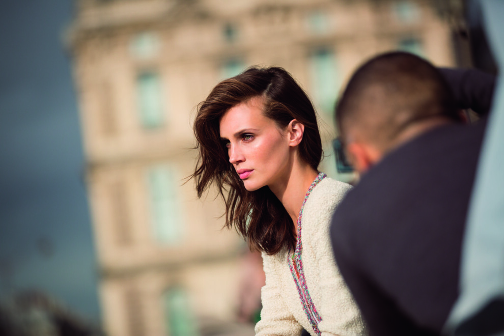 35 оттенков бежевого: новая тональная основа Chanel