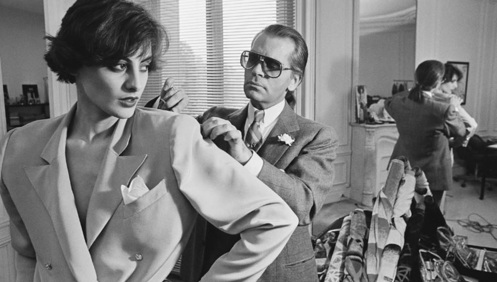Как Карл Лагерфельд повлиял на мир моды